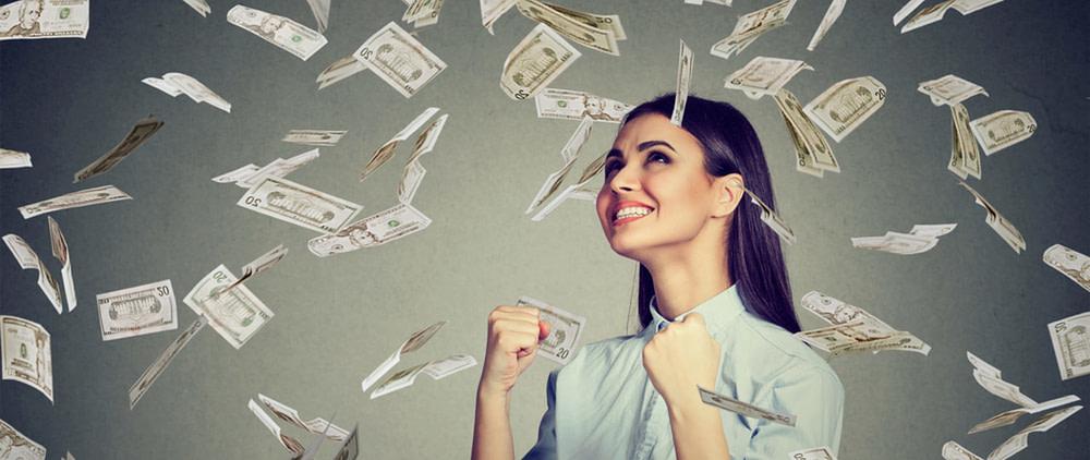 Woman-millionaire